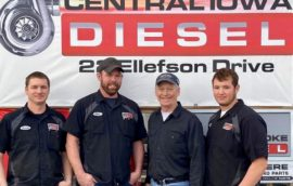 The Diesel Team